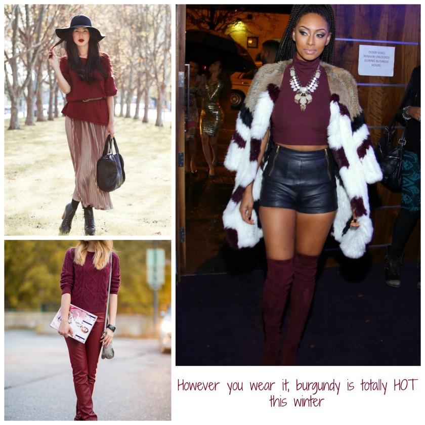 Collage courtesy of Stylehunter.com.au