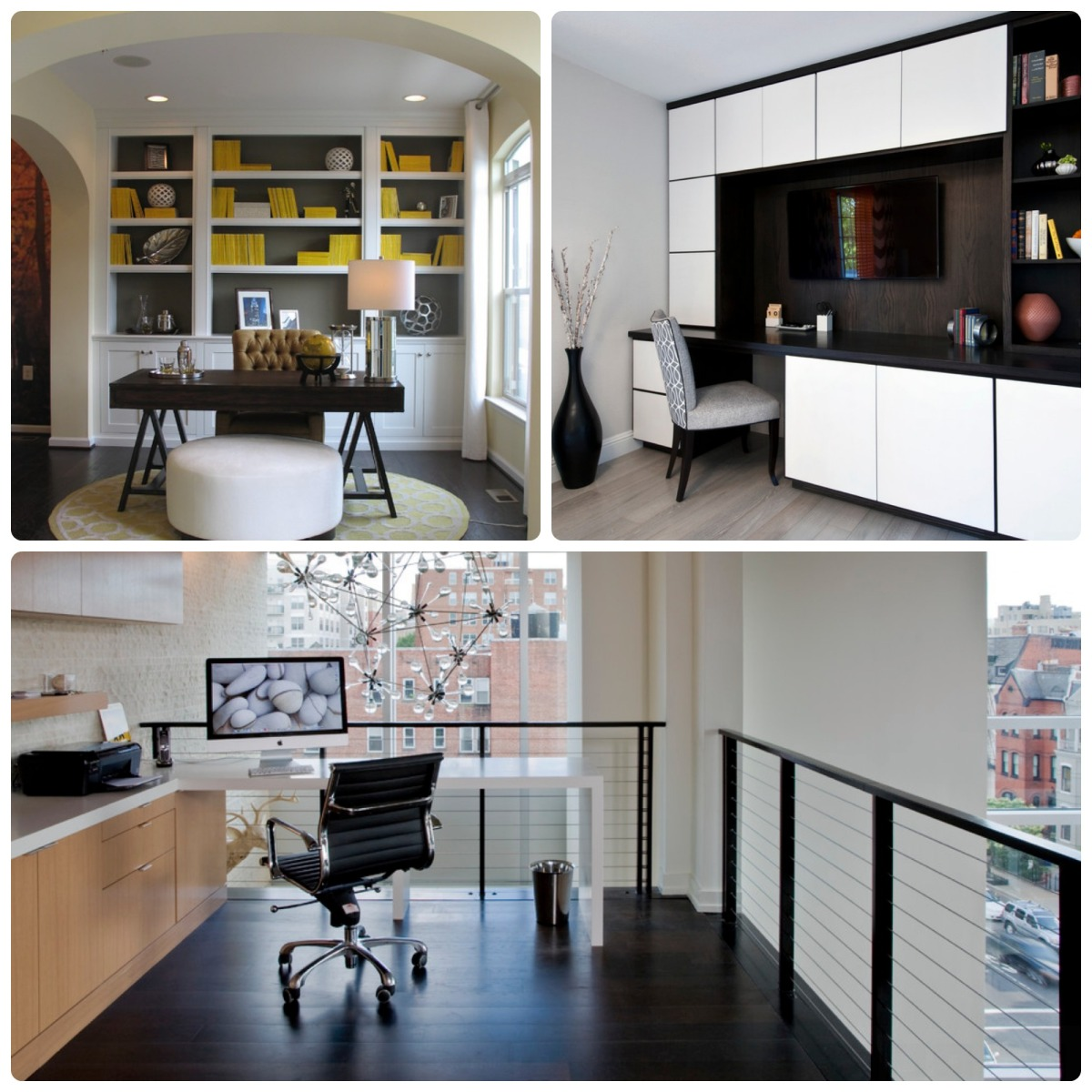 Home Office Design 2016: Ideas For Decorating Your Home Office